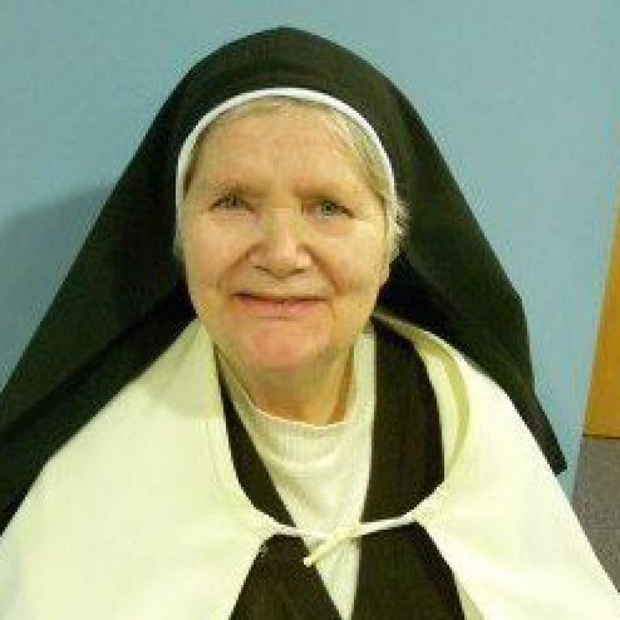 Sr. Mary of the Angels